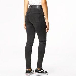 Levi's Mile High Super Skinny Size 25 Jeans